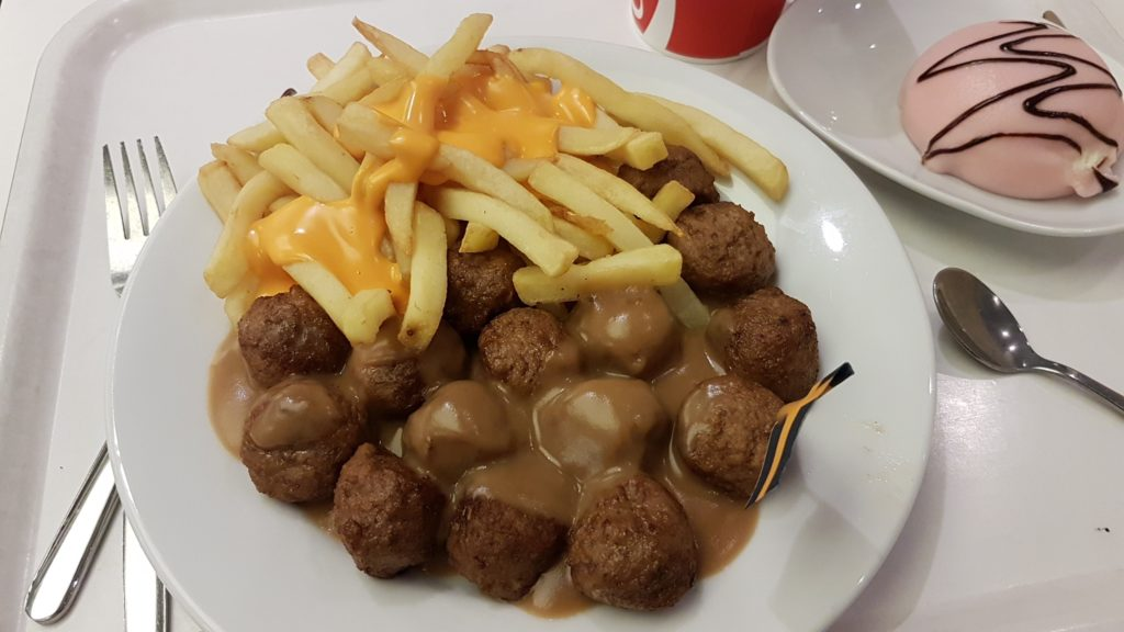 IKEA Greece + Swedish Meatballs = FAIL